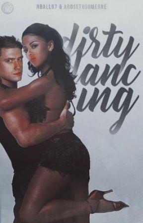 Dirty Dancing {An Aaron Tveit Fanficion}  by nball97
