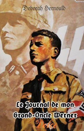 Le journal de mon grand-oncle Werner {M/M} by Aelnen