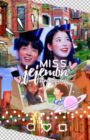 Miss Jejemon (IU X Jungkook) by strawbaerrie