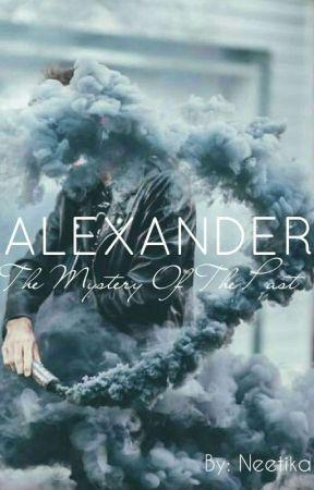 Alexander by neetikaalways
