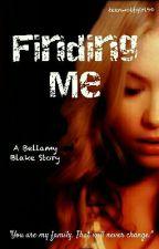 Finding Me 》Bellamy Blake {Book Three} by teenwolfgirl90