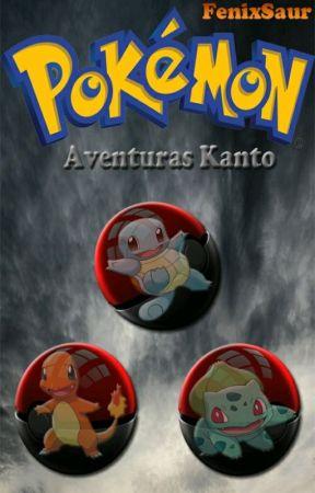 Pokemon: Aventuras Kanto  by ShinRukimaru
