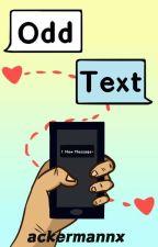 Odd Text (Eremin) by ackermannx