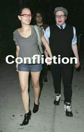 Confliction ; Joetrick by joetrohmans