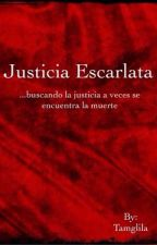 Justicia Escarlata #ReverAwards2017 by Tamglila