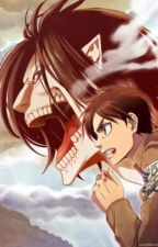 Eren x Blind Titan!Reader by Angongim