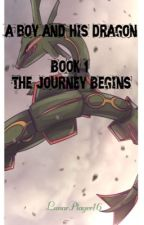 A Boy and His Dragon Book 1: The Journey Begins by LunarPlayer16