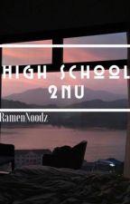Highschool Noodlex2D by cakiepuppy
