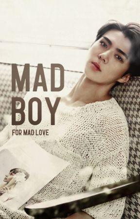 mad boy 💢 sebaek [✔] by sehownmey