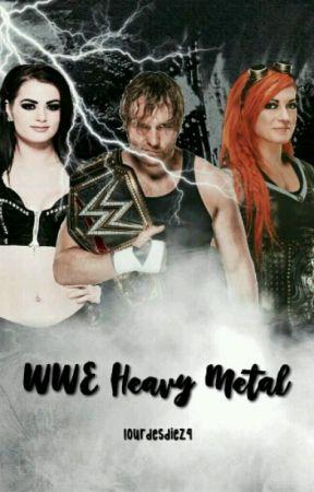 WWE Heavy Metal  by TheCrafterZero