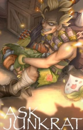 Ask Junkrat by Flairhead_Trash