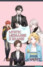 Mystic Messenger X Reader by wuvzme