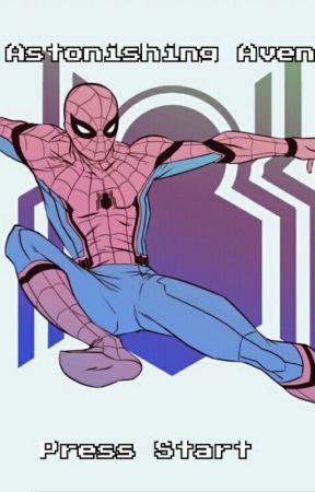 Astonishing Avengers #2 by MrHappyDreamer