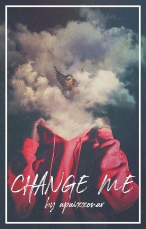 change me ↬ taekook by apaixxonar