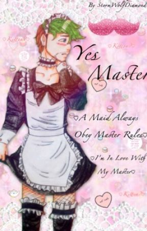 Yes Master ♡Septiplier♡ •Book ONE• by StormWolfDiamond