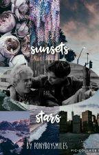 Sunsets and the Stars // Johnny x Ponyboy by ponyboysmiles