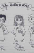 HARRY POTTER' S CHAT by MMTini