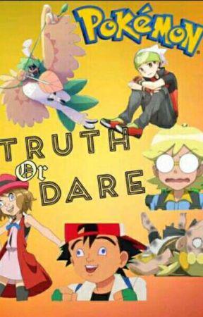 Pokémon: Truth or Dare! by TrainerKian