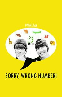 Sorry, Wrong Number! (VHope) cover