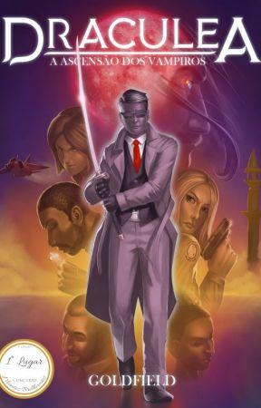 Draculea: A Ascensão dos Vampiros - DEGUSTAÇÃO by Goldfield