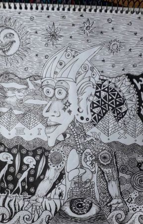 Bocetos by Booksmiletail54