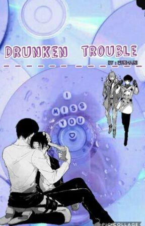 drunken trouble  boyxboy  by eunhaeii