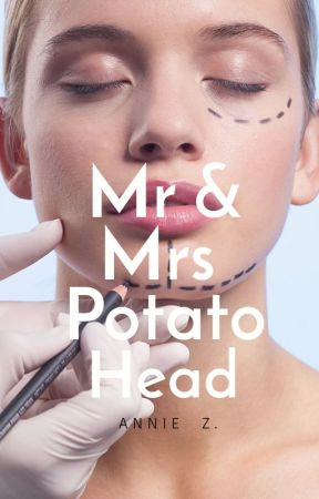 Mr and Mrs Potato Head |✓ by thenarratee