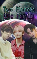 Two Planets One Family (Hyun Family) by KarenNamTuan