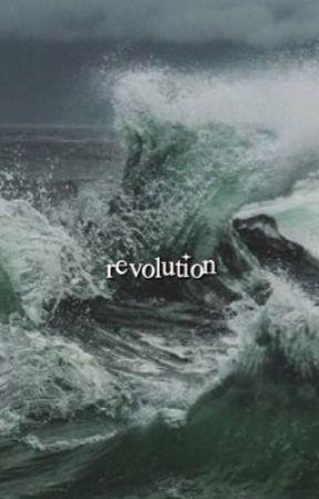 REVOLUTION  ➳ tmr gif series by gryffindorrs