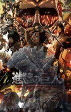 Attack on Titan:Kaiju vs Titans by Zilla2000