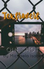 Textrovert's on a Plane by michaelaisabel_