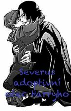 Severus adoptivní otec Harryho ✔️ od klistiakeen