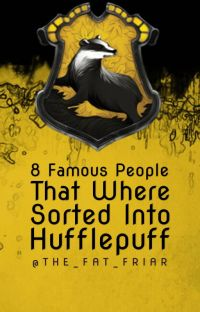 8 famous people that were sorted into Hufflepuff cover