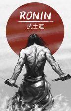 Ronin (Overwatch X Male!Reader) by mochiijo