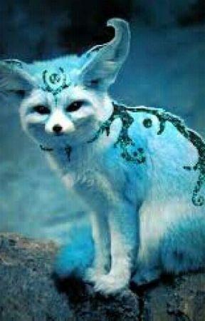 Spirit Fox by McFluffyBalls