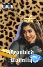 Troubled Royalty.  by fallenworldofchances