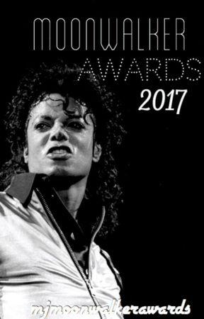 Moonwalker Awards 2017  by mjmoonwalkerawards