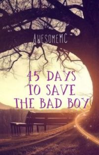 45 Days to Save the Bad Boy cover