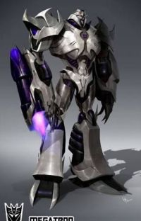 TFP:A Tyrant's Love(A Megatron lovestory) cover
