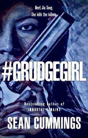 #GRUDGEGIRL by saskatoonistan