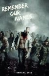 Remember our names cover