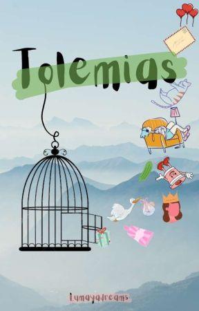 Tolemias by Lumayadreams