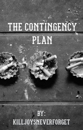 The Contingency Plan (Frerard) by killjoysneverforget