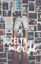 Jocelyn Mertle ※ benny rodriguez by -bitchingazebos