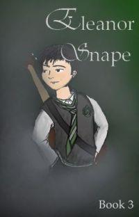 Eleanor Snape- Book 3 cover