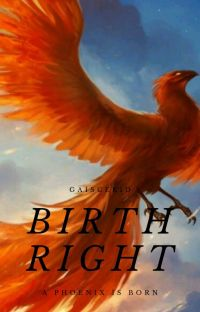 Birthright: A Phoenix is Born cover