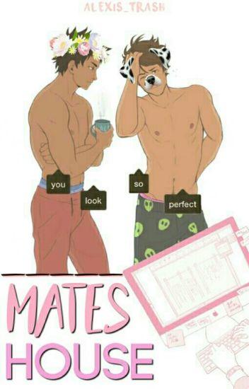 Mates House → IwaOi College / Omegaverse AU