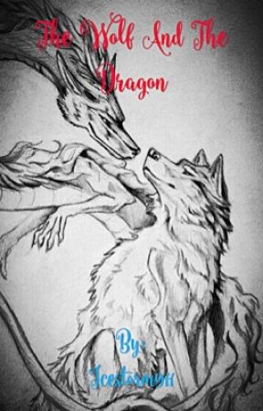 The wolf and the Dragon (NaLu) [O lobo e o Dragão (NaLu)] by Icestorm911