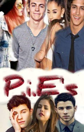P.i.E'S by AndressaBertolino