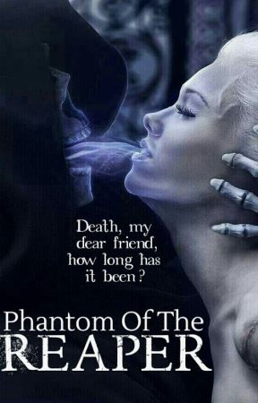 The Phantom of the Reaper by J_Quinonez91